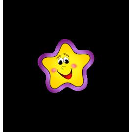 Фигурный элемент для группы Звездочки маленький