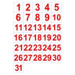 Календарь природы с карточками для группы Звездочки