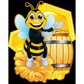 Фигурный элемент для группы Пчелки большой